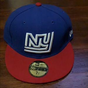 New Era New York Giants 7 1/4 fitted hat